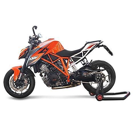 ConStands Motorrad Montagest/änder Ducati Multistrada 1260// S//D-Air 18-19 Rot Hinterrad Einarmst/änder Single One