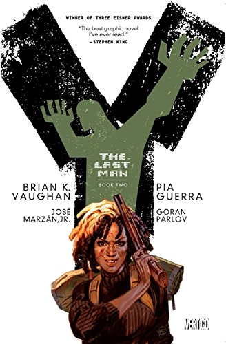 y the last man book 1 - 3