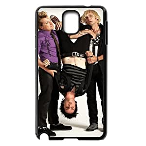 [MEIYING DIY CASE] For Samsung Galaxy Note 2 Case -Green Day Music Band-IKAI0446789
