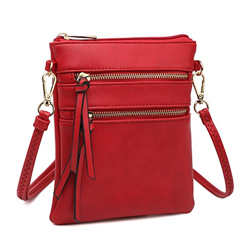 (Dasein Small Crossbody bags (red))