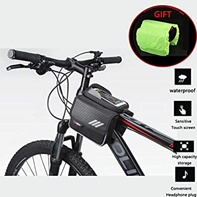 Funda impermeable for bicicleta de alta capacidad, soporte for ...