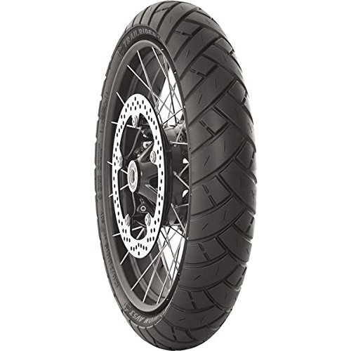 120/70ZR-17 Avon AV53 TrailRider Front Tire (Avon Venom Motorcycle Tires)