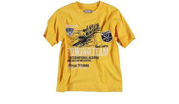 Bóboli – Camiseta amarilla Nautica amarillo 5 años: Amazon ...