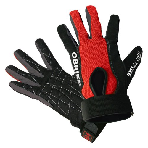Used, O'Brien Skin Water Ski Gloves Large for sale  Delivered anywhere in USA