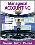 Managerial Accounting, Warren, Carl S. and Reeve, James M., 1111527466