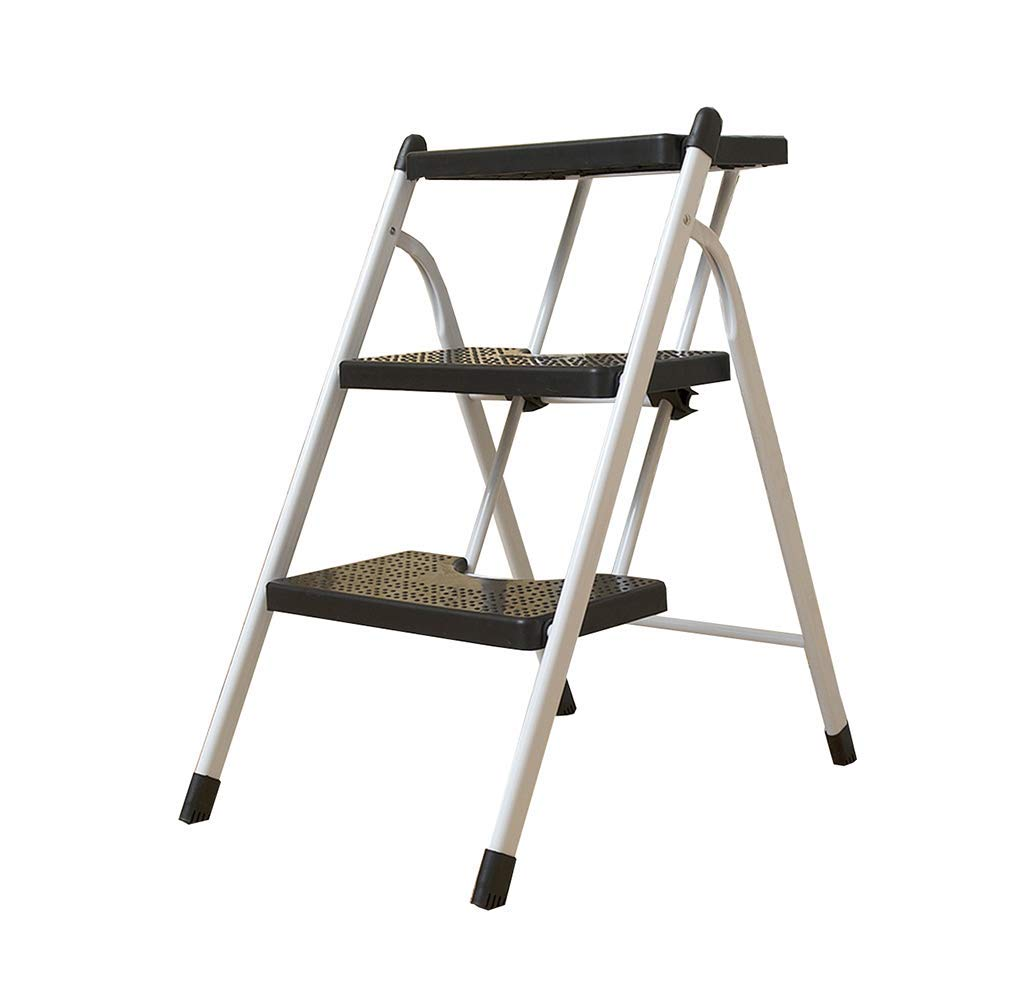 4 Yxsd Step Stool, Indoor Folding Folding Ladder Climbing Ladder Mobile Escalator (color    4)