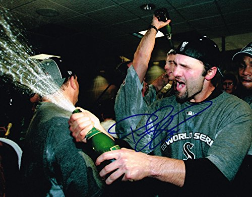 - Paul Konerko Autographed Photo - 11X14 COA RARE - Autographed MLB Photos