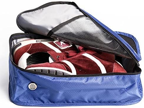 Safaripal Shoe Bag Organizer Travel Packing Protects Clothes From Dirt /& Smell