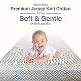 Grow Wild Premium Crib Sheets 3 Pack | Jersey