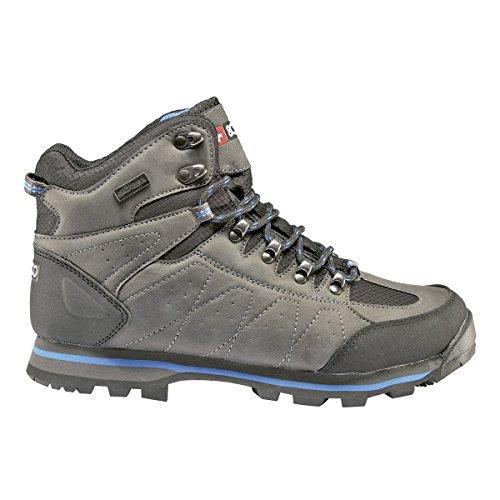 +8000 uomo Tracor Scarpe da escursionismo Dark Grey