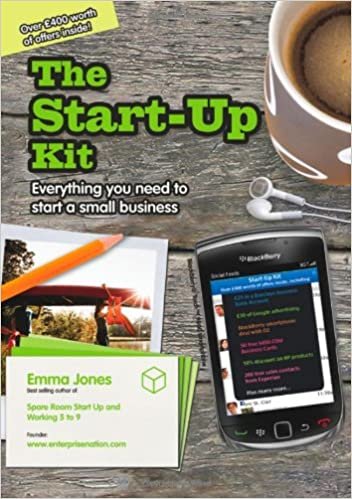 Book The Start Up Kit: Everything you need to start a business