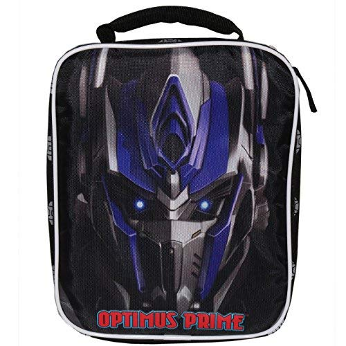 (Transformers Bumblebee Optimus Prime Lunch Tote)