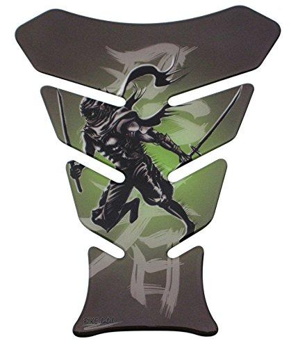 R1200GS 3d 500983 Ninja Green - Protector de depósito de ...