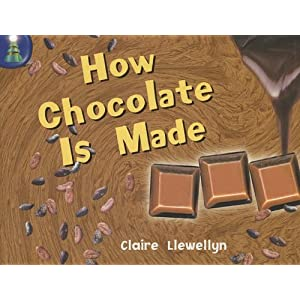 Rigby Lighthouse: Individual Student Edition (Levels J-M) How Chocolate Is Made