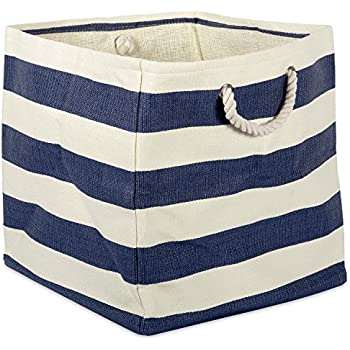 Amazon Com Dii Oversize Woven Paper Storage Basket Or Bin