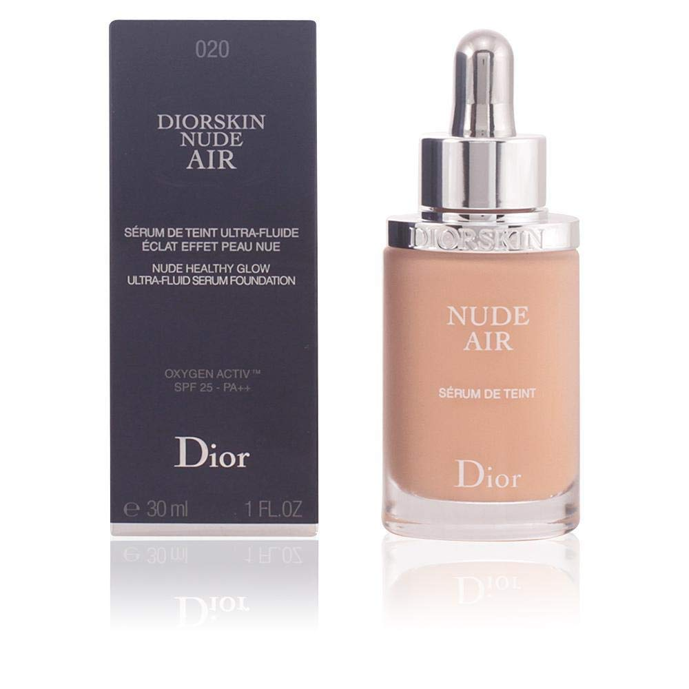 Dior Diorskin Nude Air Serum Foundation #020-Beige Clair 30 ml