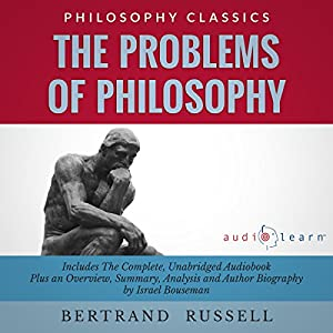 The Problems of Philosophy by Bertrand Russell Audiobook
