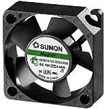 Sunon Lüfter 30x30x10mm HA30101V3-A99 DC 12V 7000 U/min 15dBA Vapolager 2 Litzen
