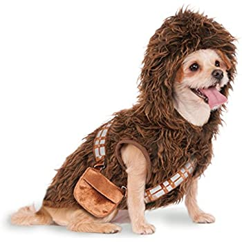 Rubies Costume Star Wars Chewbacca Hoodie Pet Costume, Small