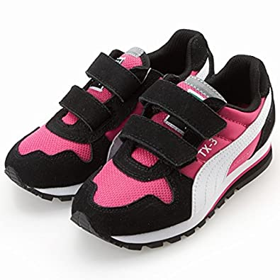 Boys  Trainers Puma PU30429906 Black 4.5  Amazon.co.uk  Shoes   Bags 376f29b0a