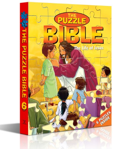 The Life of Jesus (Puzzle Bible)