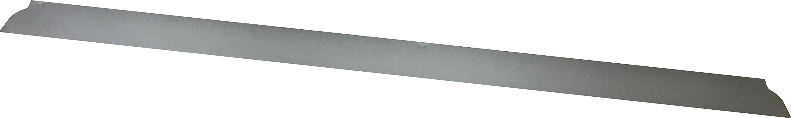 Tabor Tool 60'' x 0.5mm Finish Knife Replacement - BLADE ONLY