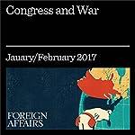 Congress and War | Stephen R. Weissman