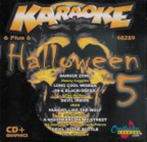 Chartbuster POP6 CDG CB40289 - Halloween Vol. 5 ()