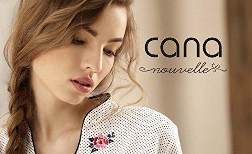 pigiama di gebl 100 cotone nouvelle CANA classico 64wx1Z