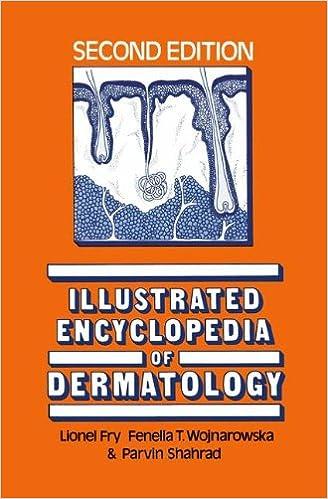 Book Illustrated Encyclopedia of Dermatology