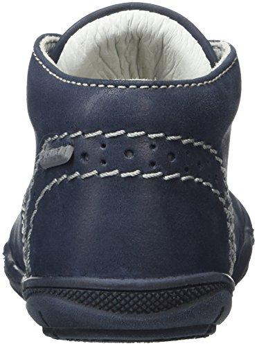 Primigi Round-e - Botas de senderismo Bebé-Niñas Azul - azul