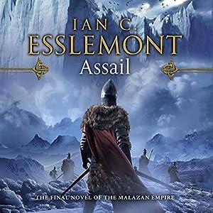 Assail Audiobook