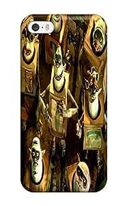 Excellent Design The Boxtrolls Movie Film Phone Case For Iphone 5/5s Premium Tpu Case