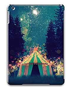 3D PC Case Cover for ipad air Custom Hard Shell Skin for ipad air With Nature Image- Fairy Tales