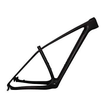 fasteam 29er ud matt carbon fiber mountain bike frame 1359 and 14212mm