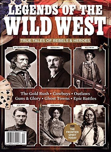 Magazine Wild West (LEGENDS OF THE WILD WEST