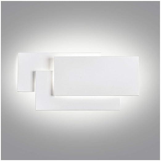 Ralbay Applique da Parete Interni LED 24W 85-265V Lampada a Muro ...