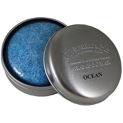 D.R.Harris & Co Ocean Shampoo Bar For Volumising Thinner Hair 50g