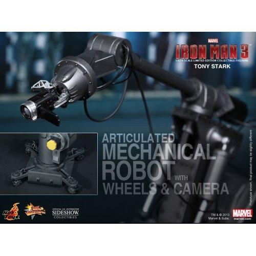 Iron Man 3 Hot Toys Movie 1/6 Scale Collectible Figure Tony Stark
