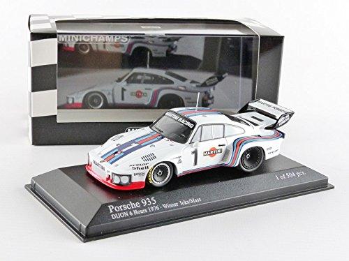 Amazon.com: Porsche 935, No.1, Martini racing, Martini, 6h Dijon, 1976, Model Car,, Minichamps 1:43: Minichamps: Toys & Games