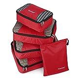 Gonex Packing Cubes Travel Luggage Packing