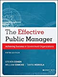 The Effective Public Manager 5th Edition