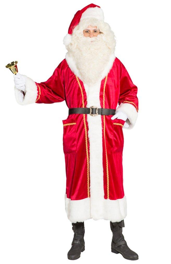 selección larga Disfraz de Papá Noel de la Navidad de Papá Papá Papá Noel de la chaqueta de la chaqueta de Papá Noel Papá Noel chaqueta de Papá Noel 52 54  muy popular