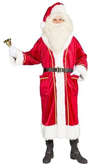 Weihnachtsmann Kostüm Nikolaus Gr L Weihnachtsmannmantel Santa Mantel