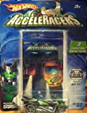 Hot Wheels AcceleRacers RD-06 6/9 wtih 3 Collectible Game Cards