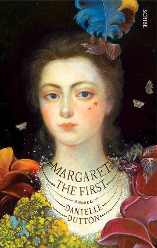 book cover of Margaret the First