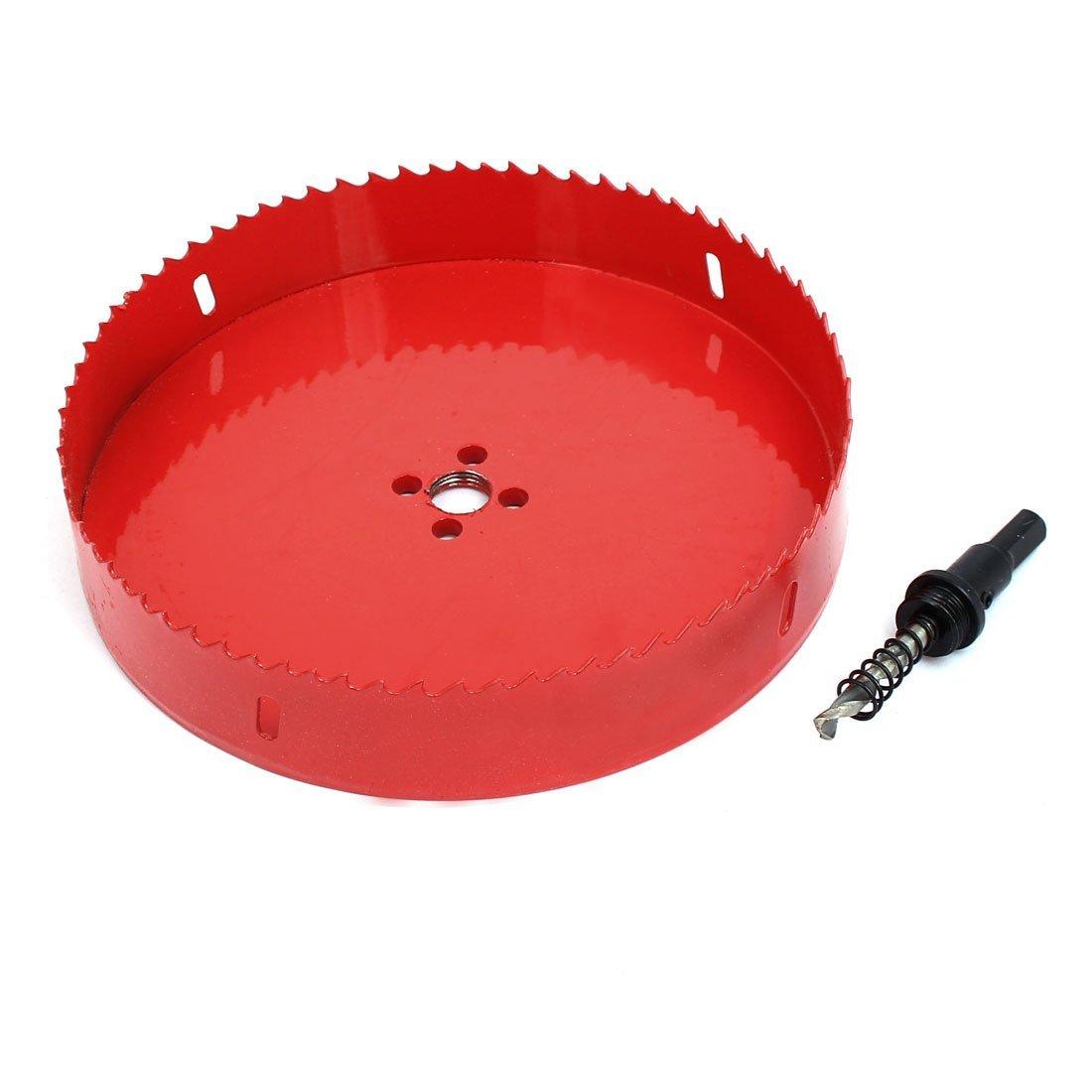 Deal Mux 185/mm Cutting Dia M42/HSS Suspensions Scie-cloche bim/étallique forage Outils