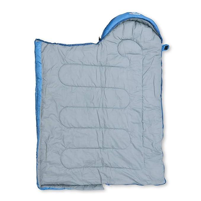 Outdoorer Dream Express, color azul - saco de dormir para niños: Amazon.es: Deportes y aire libre