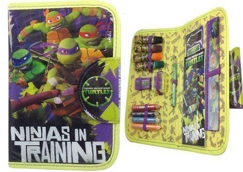 Diseño de las Tortugas Ninja Character estuche de lápices ...