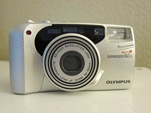 Olympus SuperZoom 160 QD - Point & Shoot / Zoom camera - 35mm - lens: 38 mm - 160 mm - Olympus Super Zoom
